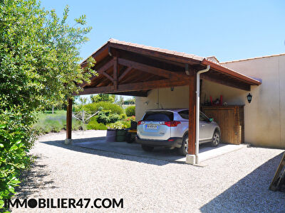 VILLA CONTEMPORAINE DE PLAIN PIED 15/18