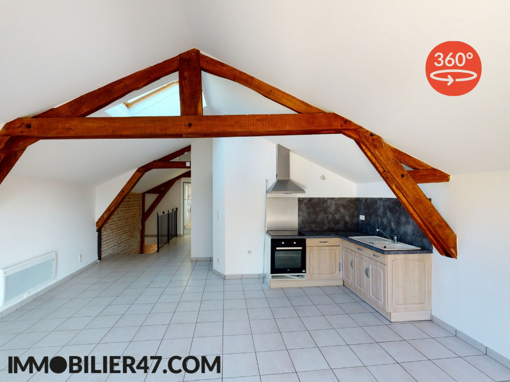 Sainte Livrade, charmant type 3 de 70 m²